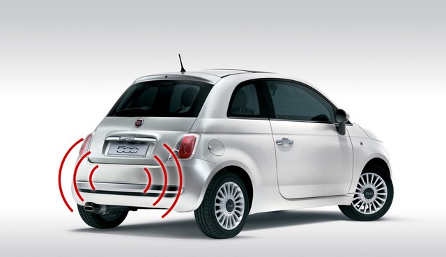 Sensori Parcheggio